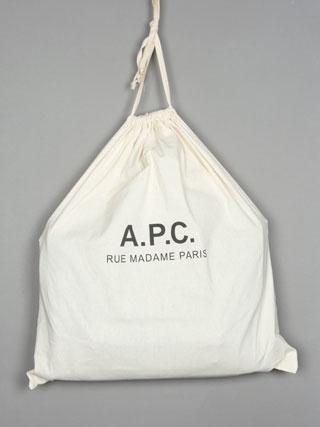 Designspiration — A.P.C. - bag