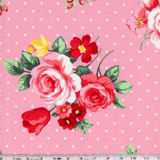 Flower Sugar Bouquet - pink