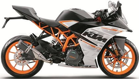 Comparison Between TVS Apache RTR 200 4V Vs KTM RC200 Price, Specifications, Pros
