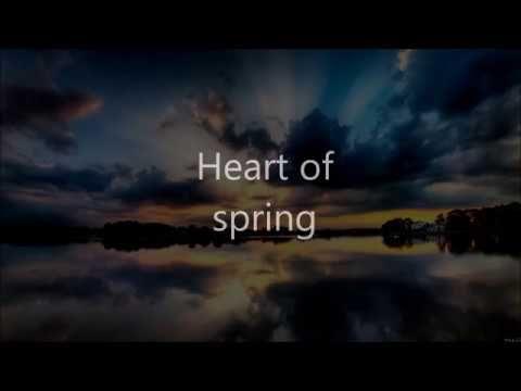 Spiritual World-Heart of spring