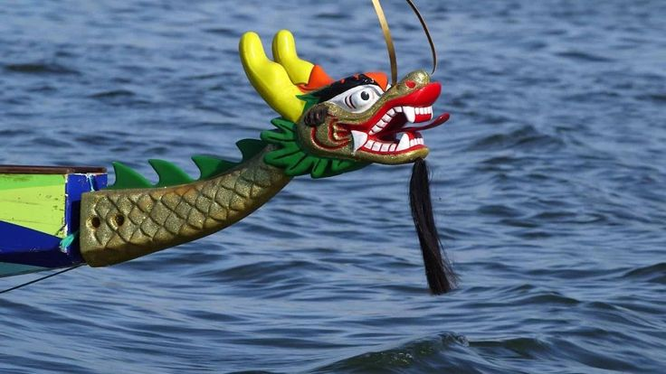 Finding fitness serenity on a dragon boat