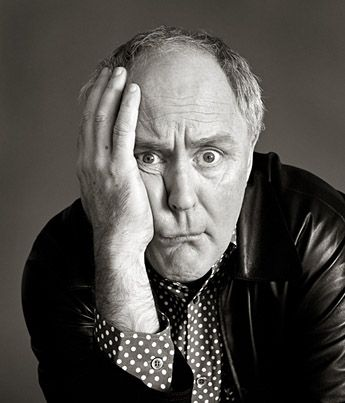 John Lithgow~one of the greatest actors I know, he can play any role and well...(in Dexter he blew my mind)