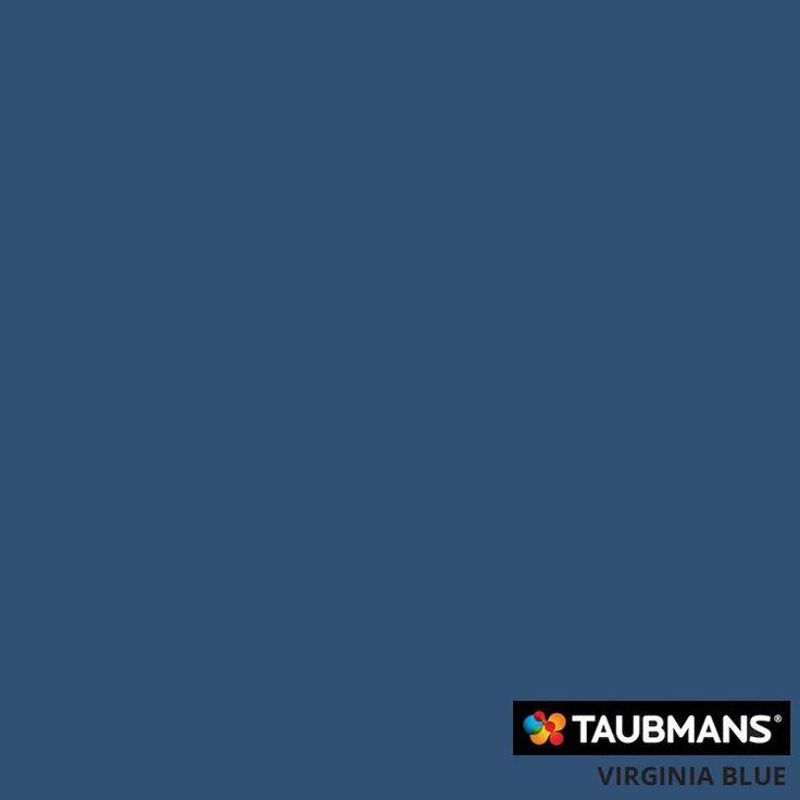 #Taubmanscolour #virginiablue