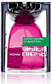 Benetton White Night Woman Benetton perfume - a fragrance for women 2008