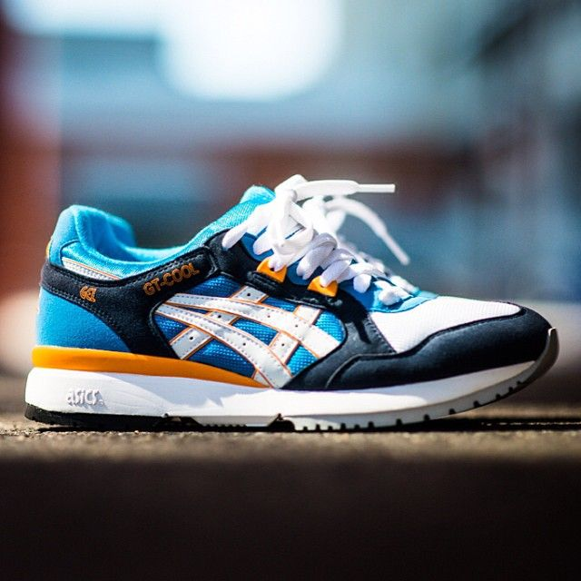 Asics GT-Cool: Azure Blue/White