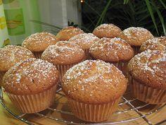 Apfelmusmuffins, ein gutes Rezept aus der Kategorie Kuchen. Bewertungen: 26. Durchschnitt: Ø 4,0.