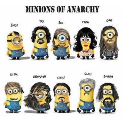Minions of Anarchy - Imgur