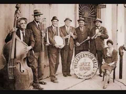 Preservation Hall Jazz Band - St James Infirmary