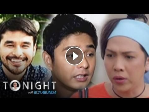 TWBA: Atom Araullo, from reporter to actor; Coco and Vice react on their MMFF entry unlisted: Atom Araullo accepts to be featured in Mike…