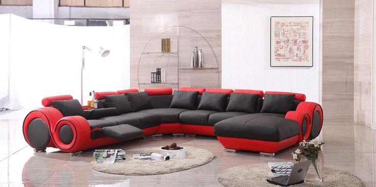 Choosing Black Leather Sofas For Striking Living Room: Best 25+ Black Leather Sofas Ideas On Pinterest