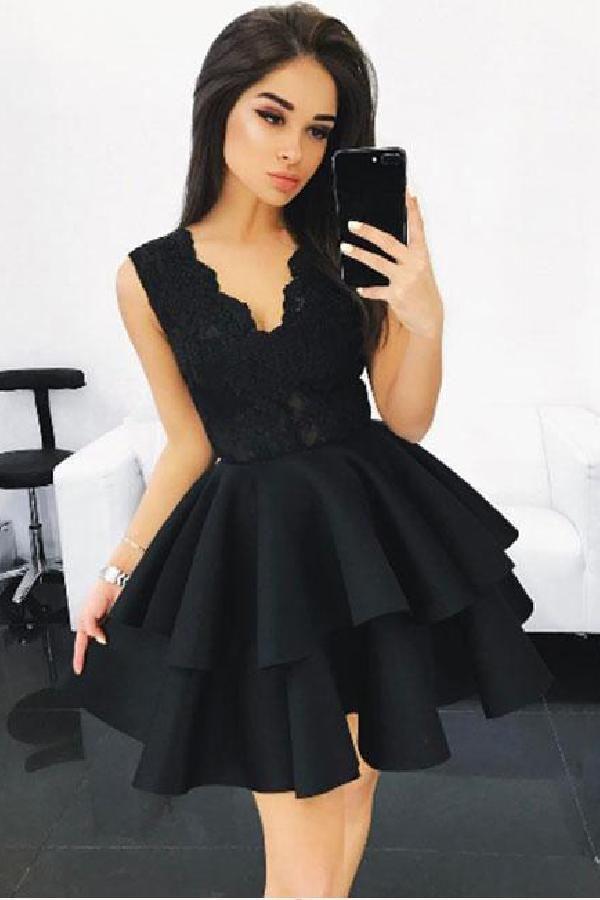 886ba3e1ca Custom Made Great Lace Black