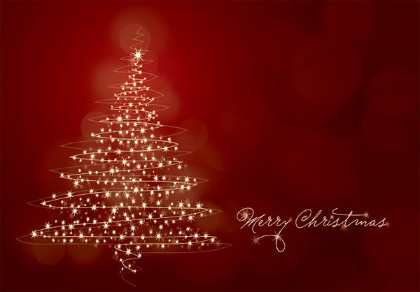 free christmas background clipart | Free Christmas Wallpapers and PowerPoint Backgrounds Pictures- Red ...