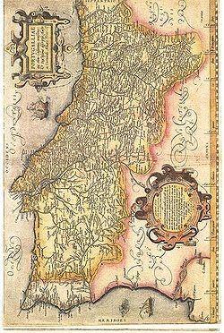 250px-Portugalliae_1561_(Baseado_no_primeiro_mapa_de_Portugal)
