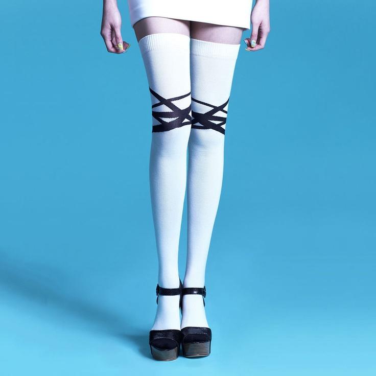 bondage-in-white-kneesocks-acne-sexy