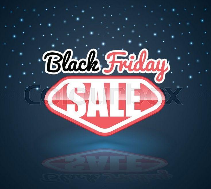 Black Friday marketing.