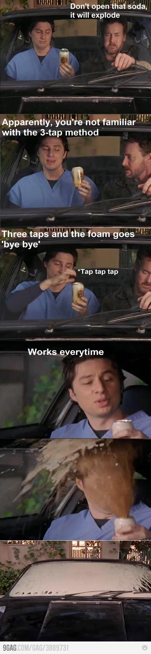 Scrubs! Hilarious:)
