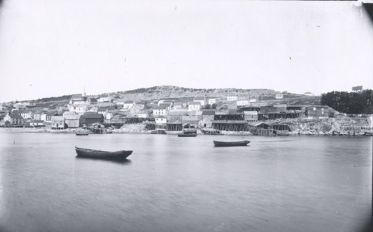 King's Cove, NL c.1900 Photographer: Holloway