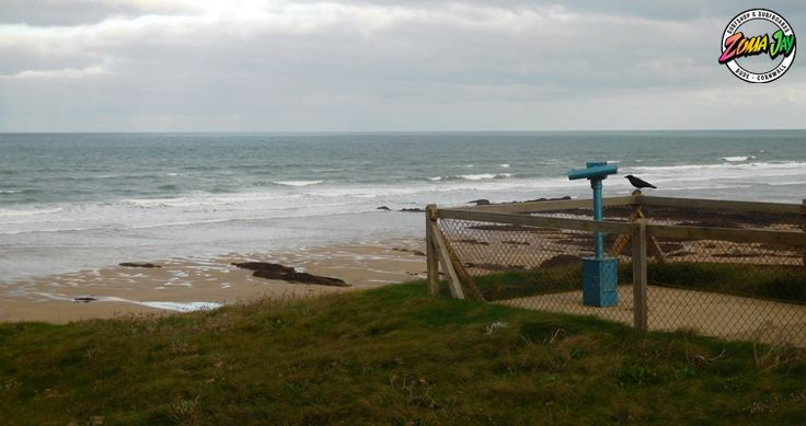 Looks like we have a moderate westerly wind for the morning but it's due to turn south westerly, together with a size of 4ft High tide after work will be your best time of opportunity to time it with the wind change, however wave period is dropping if you leave it too late! High Tide (am): 05:21 (7.2m) Low Tide (am): 11:39 High Tide (pm): 17:38 (7.6m) Low Tide (pm): 00:00 Summerleaze bay mid afternoon, grab a longboard For our full report and a 7 day prediction head to…