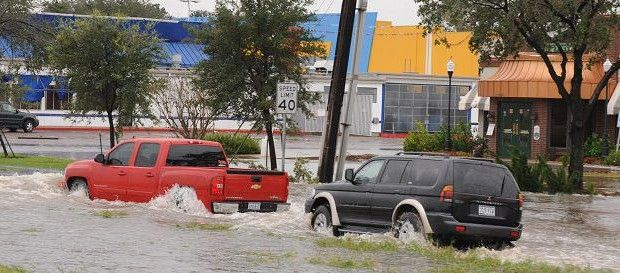 Flooded Cars in Toronto – Beware
