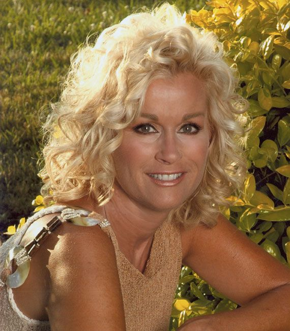 Country Singer Lorrie Morgan