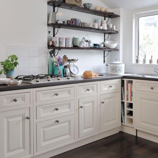 kisFlanc Lakberendezés Dekoráció DIY Receptek Kert Háztartás Ünnepek: 27 ötlet kis alapterületű konyhákhoz