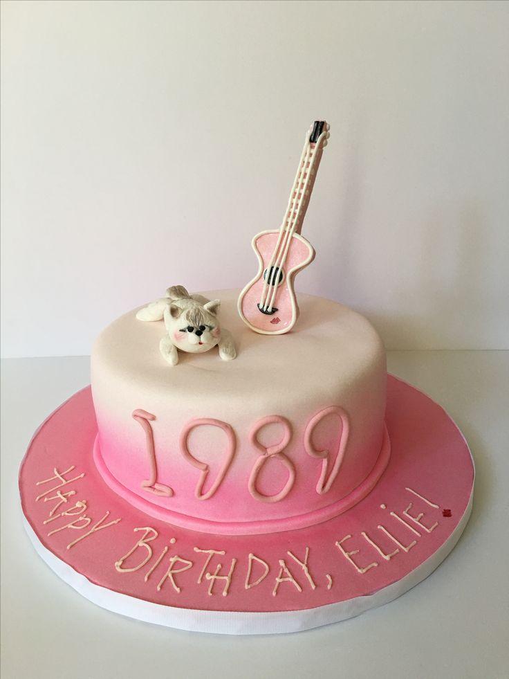 Taylor Swift Th Birthday Cake