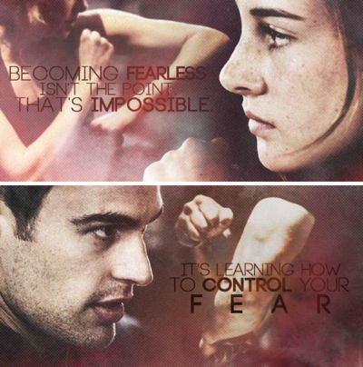 Divergent, this is the first book in a fantastic series with a great story plot and it has 3 books.