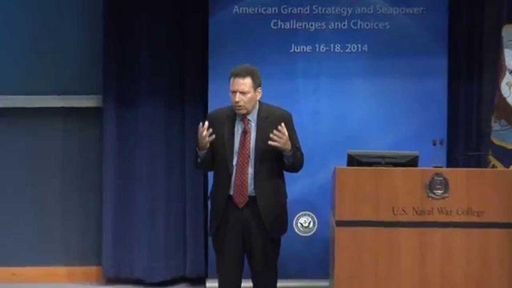 CSF 2014 | Robert Kaplan: The Geopolitics of the World