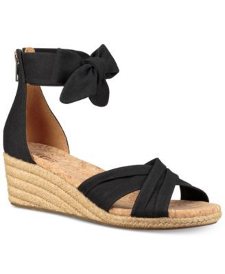 5182aada6 Women s Traci Espadrille Wedge Sandals