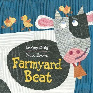 Great post about integrating music with literacy using Farmyard Beat