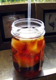 Clover House: The Best Sweet Tea...Secret Ingredient?
