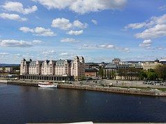 Oslo, Noruega, Fiordo De Oslo, Puerto