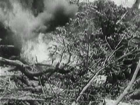 WWII - usa army footage pacific