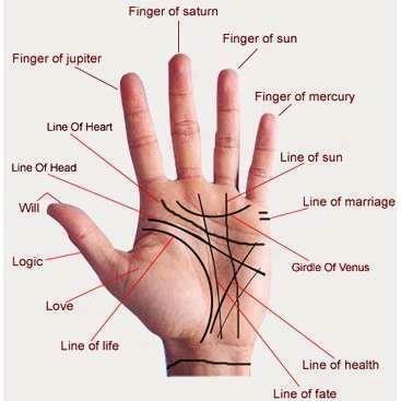 Hand analyse