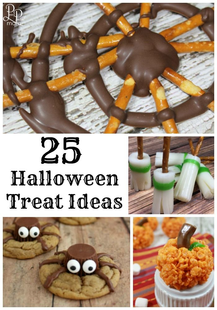25 of the best halloween treats - Best Halloween Dessert Recipes
