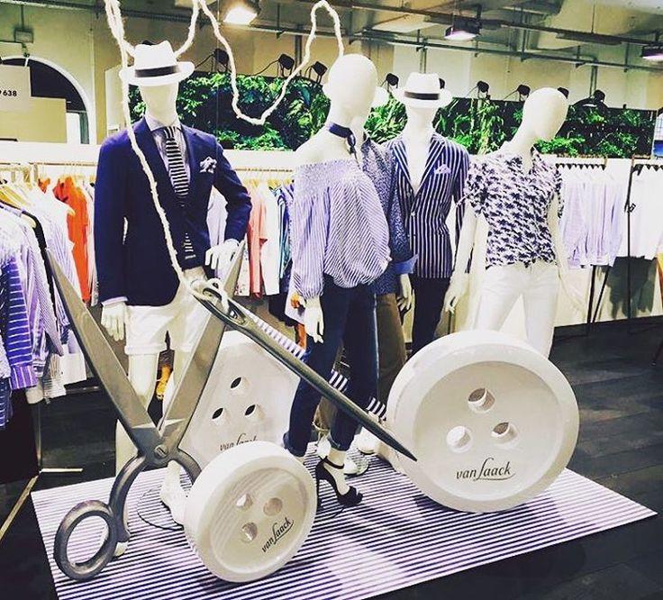 "VAN LAACK, Monchengladbach, Germany, ""Fashion Trade Show Premium Berlin"", (Spring/Summer Collection), pinned by Ton van der Veer"