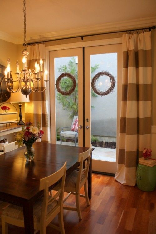 Top 25 Best Sliding Door Curtains Ideas On Pinterest