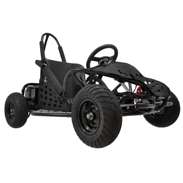 1000 Watt Electric 3 Speed Off Road Go Kart For Kids By Go