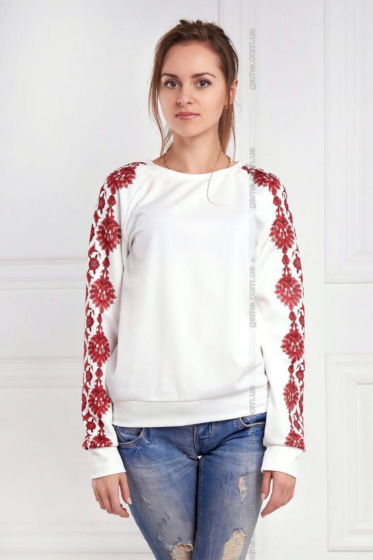 Свитшот Majorica. Кофты и свитера. Цвет: красный. #3030047