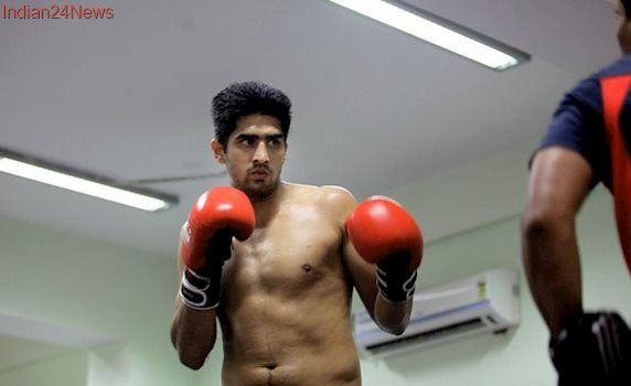 No special preparations for clash with Zulpikar Maimaitiali, says Vijender Singh