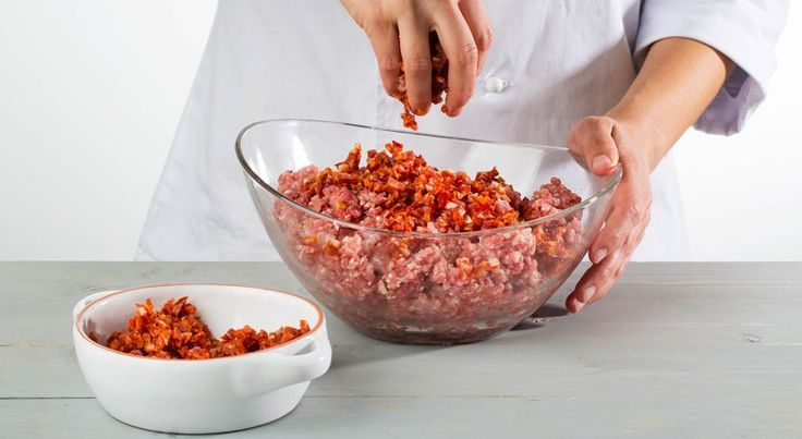 Como fazer rolo de carne