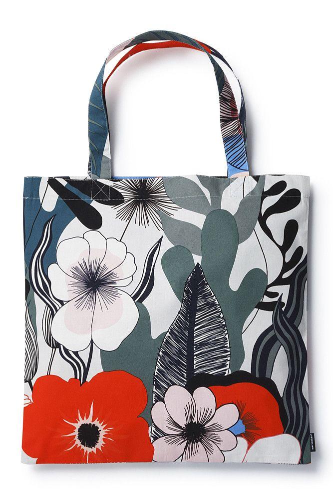 Marimekko Kasvu Tote Bag