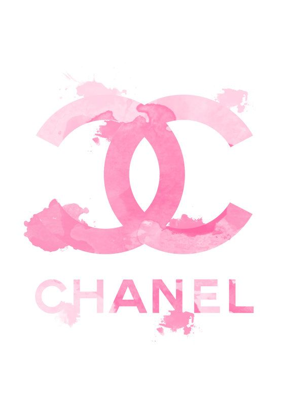 Hey, I found this really awesome Etsy listing at https://www.etsy.com/listing/206826739/chanel-pink-8511-art-print-fashion