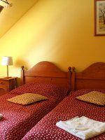 Standard kétágyas szoba / Standard twin room