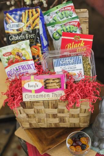 25 melhores ideias de gluten free gift baskets no pinterest great glutenfree holiday gift ideas for giving entertaining or keeping for yourself negle Image collections