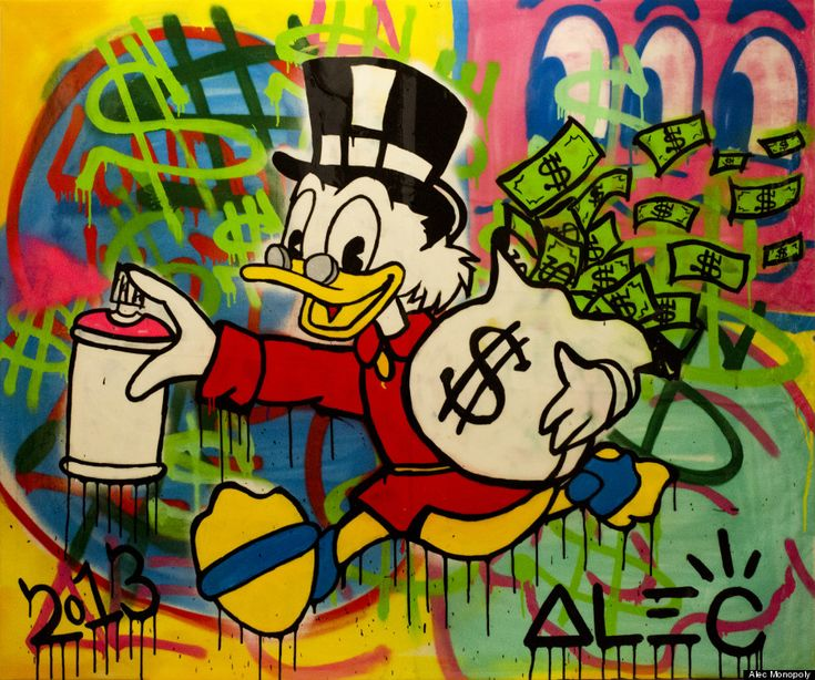Alec Monopoly Interview: American Street Artist Takes On Extreme Capitalism