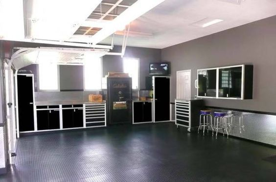 9 best mantown custom garages images on pinterest custom for Limited space storage solutions