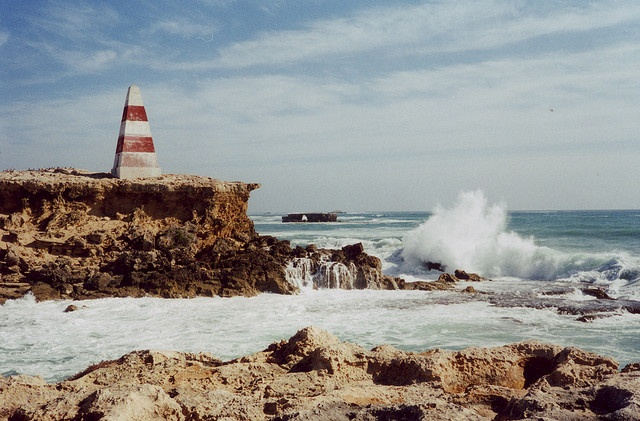 Lighthouse/Obelisk in Robe, South Australia