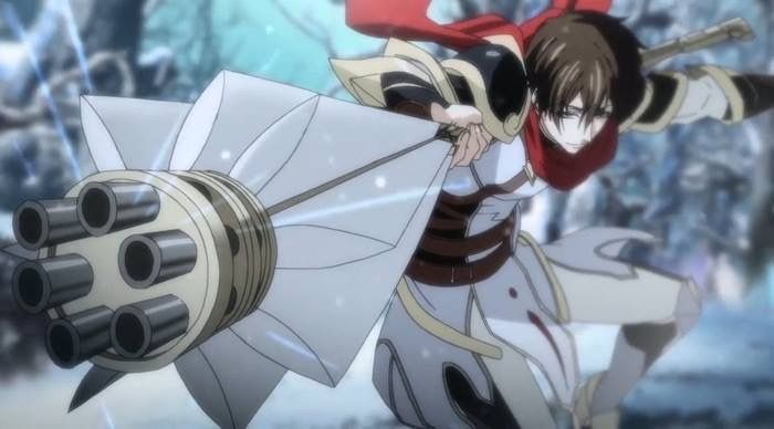 The King S Avatar Lord Grim Avatar Anime Japanese Animation