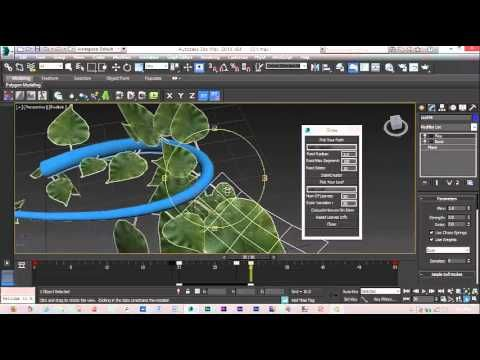 ▶ Grow Script - YouTube http://www.scriptspot.com/3ds-max/scripts/grow-0